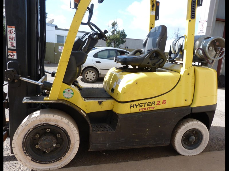 hyster 2.50tx 634726 009