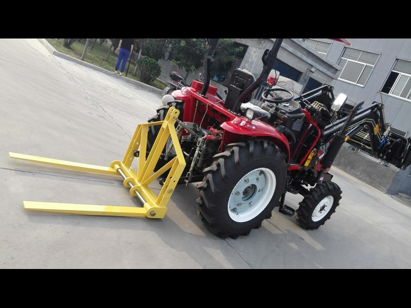 trident brand new 40hp tractor 4wd+fel+slasher shuttle shift 512366 159