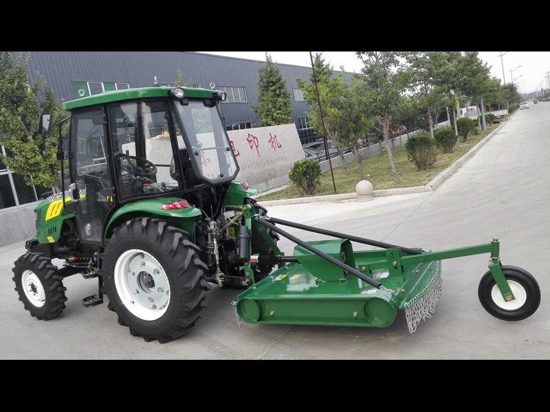 trident brand new 40hp tractor 4wd+fel+slasher shuttle shift 512366 151
