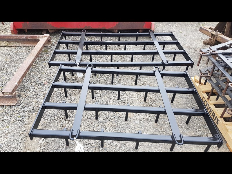 redback hd tine harrow 638339 001