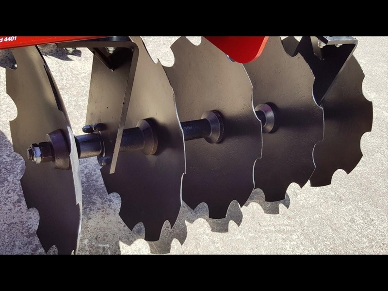 fieldquip 100-3-01 16in discs 1.5m cut 3pl offset 521802 019
