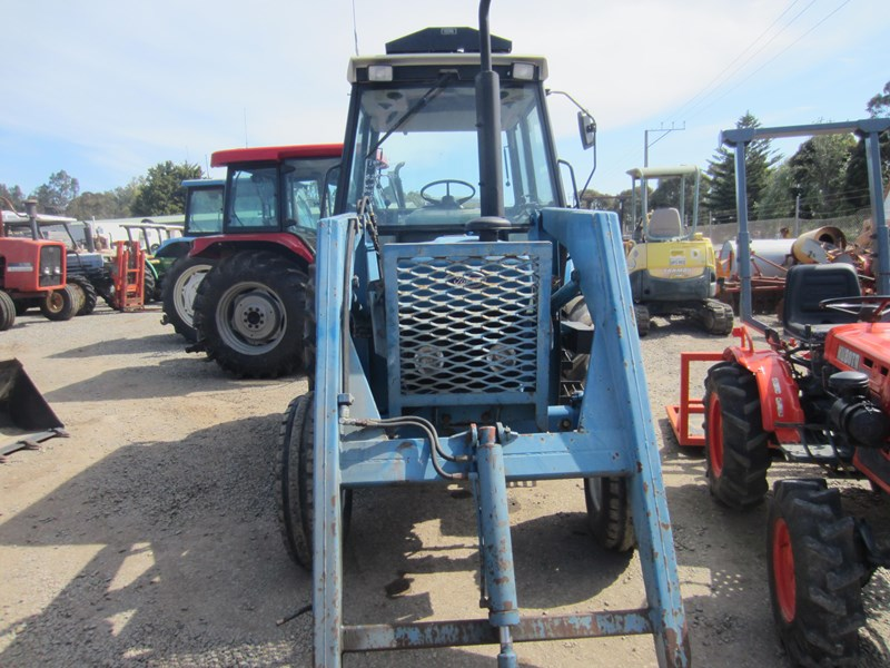 ford 4630 tractor with front end loader 609724 005