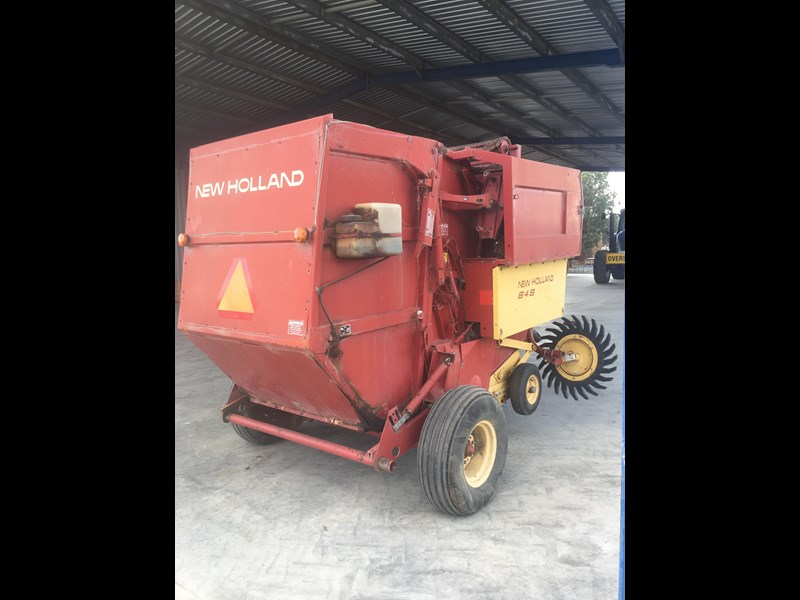 new holland 848 639735 009