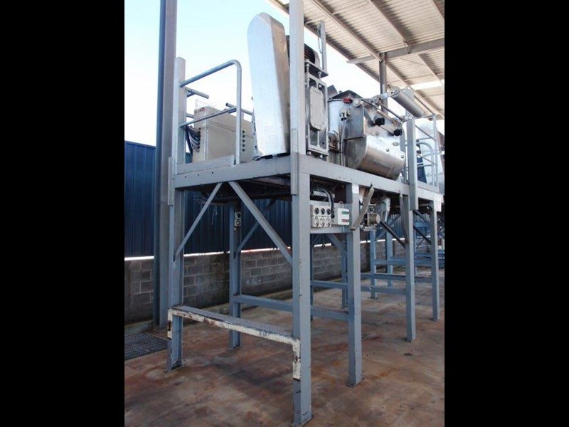 ribbon blender capacity: 750lt 639931 003