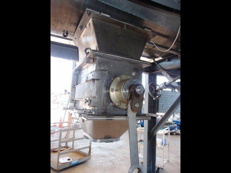 ribbon blender capacity: 750lt 639931 017