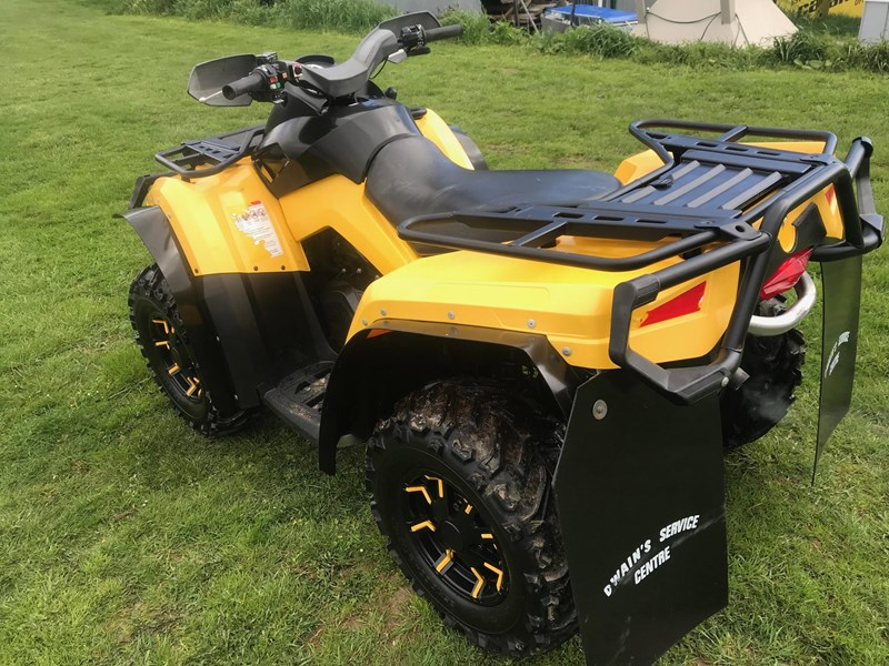 can-am outlander 650 xt 640476 007