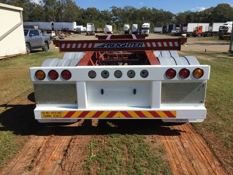 maxitrans skeletal trailer 641423 005
