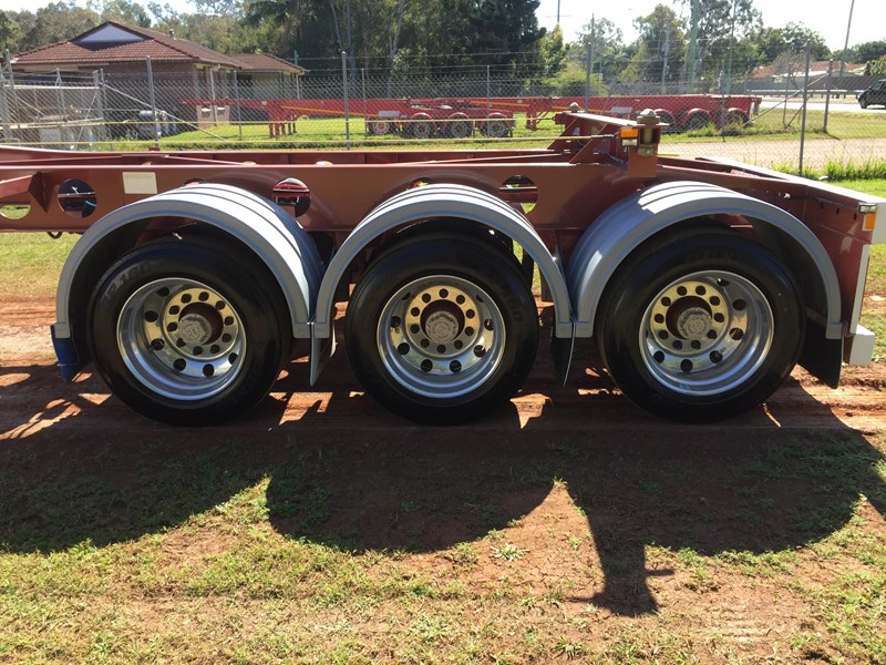 maxitrans skeletal trailer 641423 019