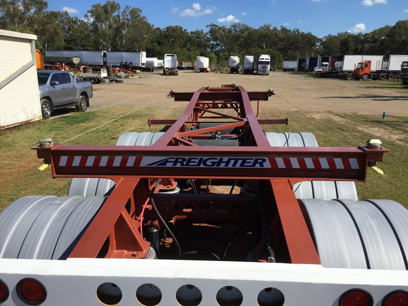 maxitrans skeletal trailer 641423 031