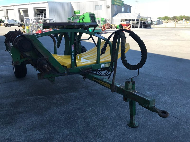 hustler chainless 4000 bale feeder 644840 007