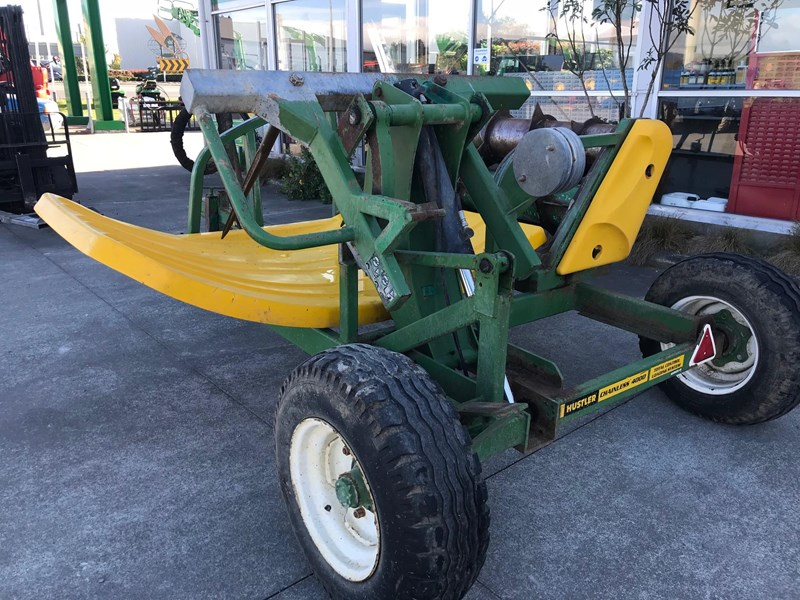 hustler chainless 4000 bale feeder 644840 003