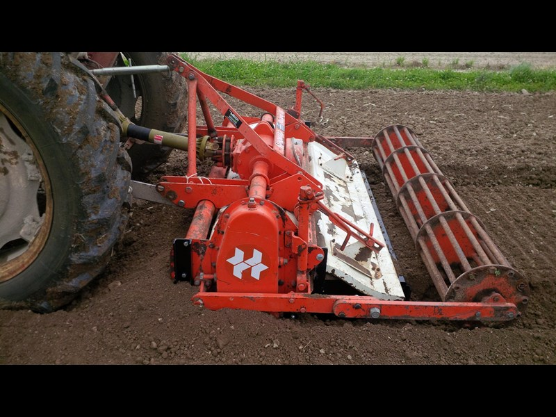 "howard ar 70"" rotary hoe & bedformer 645076 003"