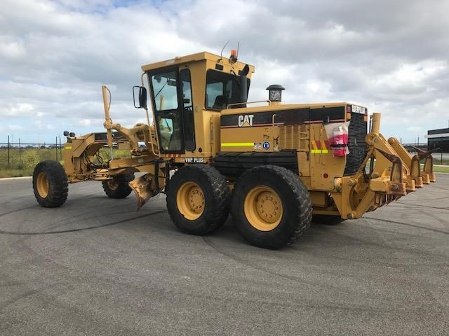 caterpillar 140h series ii (also available for hire) 459135 005