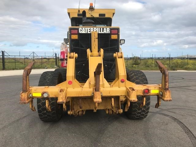 caterpillar 140h series ii (also available for hire) 459135 009