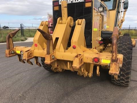 caterpillar 140h series ii (also available for hire) 459135 011