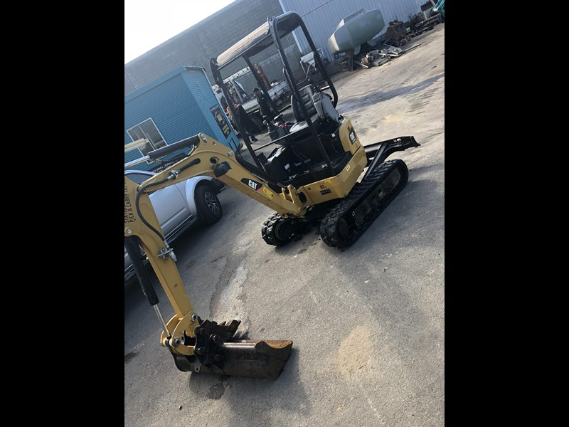 caterpillar 301.7d cr 646230 001