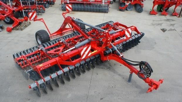 unia ares xl 3m cut speed disc cultivator 525921 017