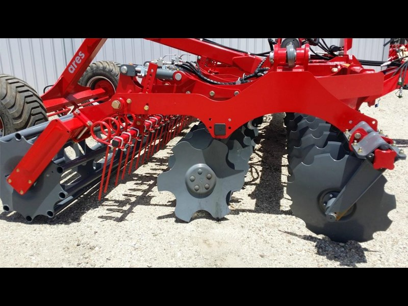 unia ares xl 3m cut speed disc cultivator 525921 031