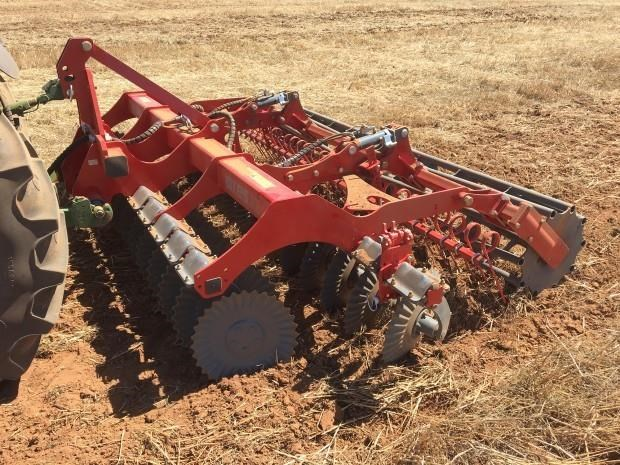 unia ares xl 3m cut speed disc cultivator 525921 033