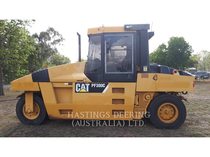 caterpillar pf-300c 637549 013