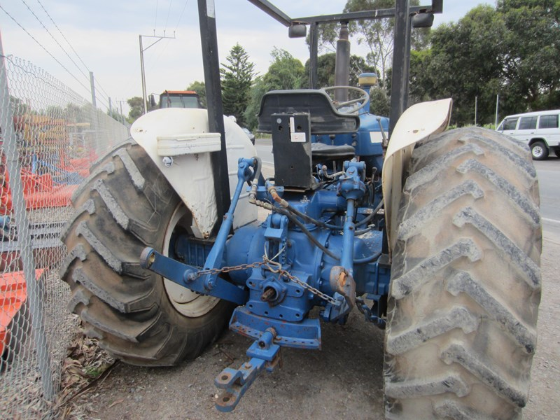 ford 5000 8 speed tractor 647722 007