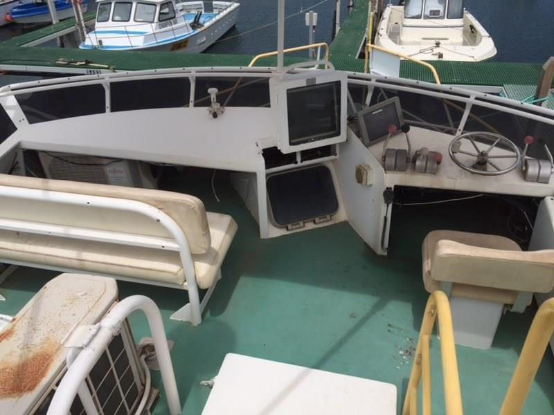 millman commercial/charter workboat 285625 033