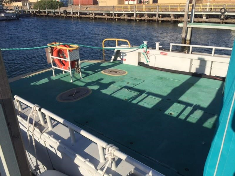 millman commercial/charter workboat 285625 045