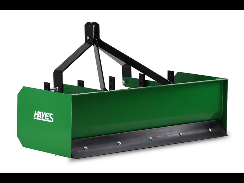 HAYES BOX GRADER BLADE / BOX SCRAPER 4FT - 3 POINT LINKAGE (3PL) for