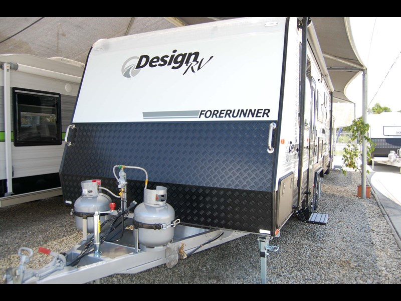 design rv forerunner family f2 21' outback 494753 041