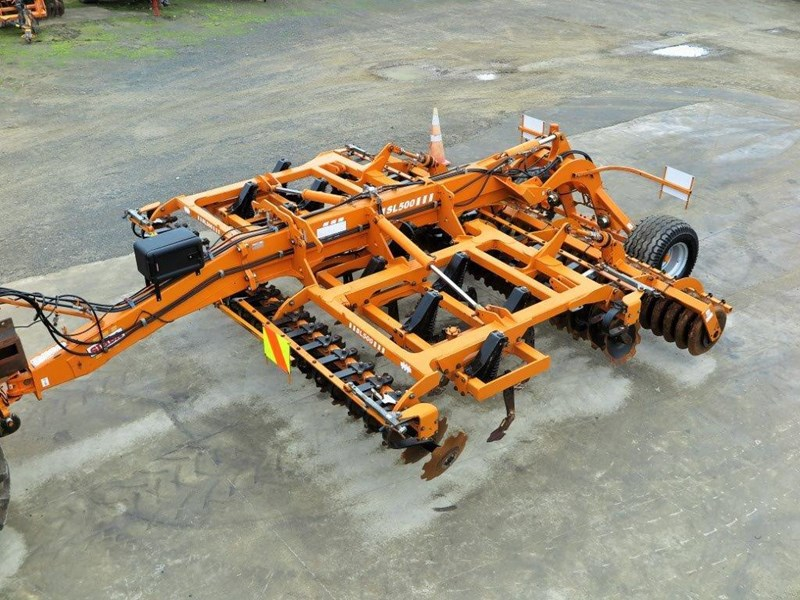 simba sl 500 disc/tyne/disc combination cultivator 651159 003