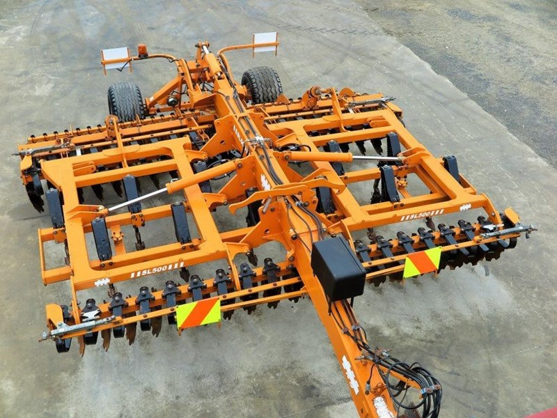 simba sl 500 disc/tyne/disc combination cultivator 651159 005