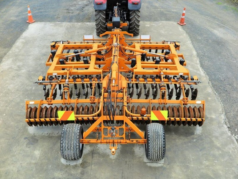simba sl 500 disc/tyne/disc combination cultivator 651159 009