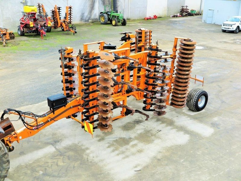 simba sl 500 disc/tyne/disc combination cultivator 651159 033