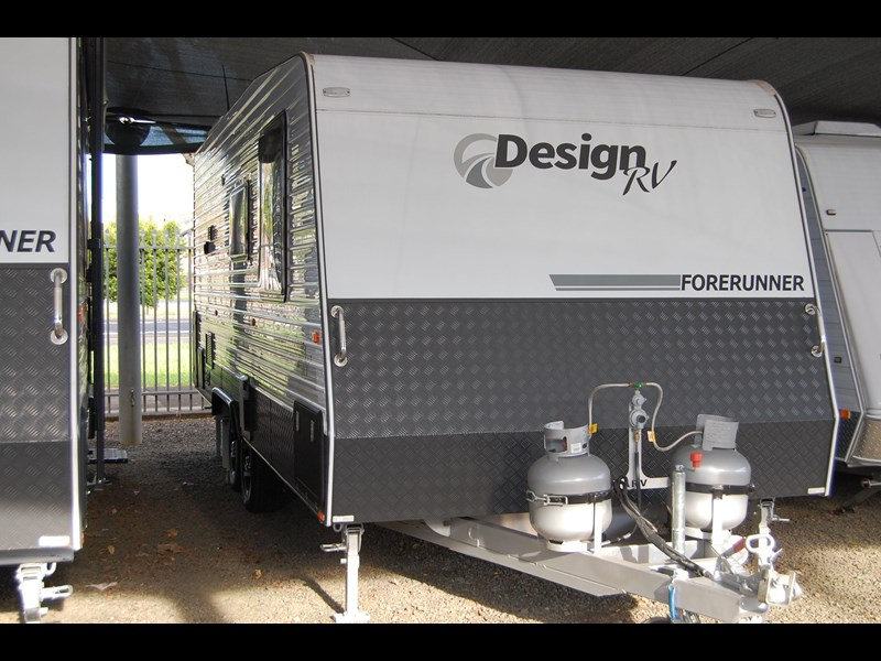 design rv forerunner 21' 6.1 495519 005