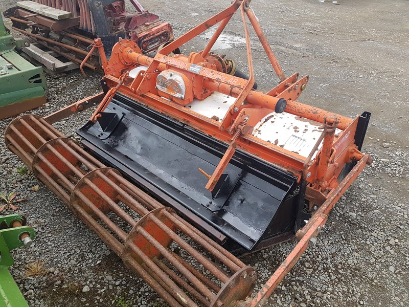 "howard ar 70"" rotary hoe & bedformer 645076 007"