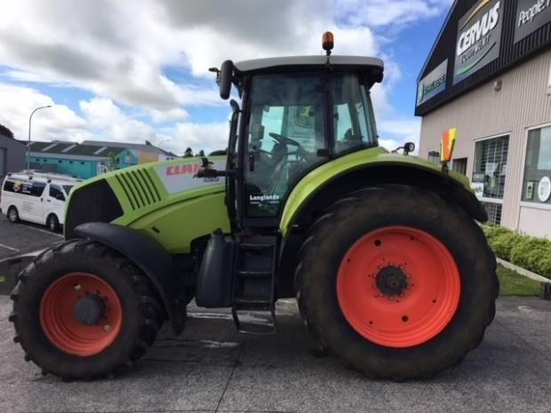 claas axion 820 652297 011