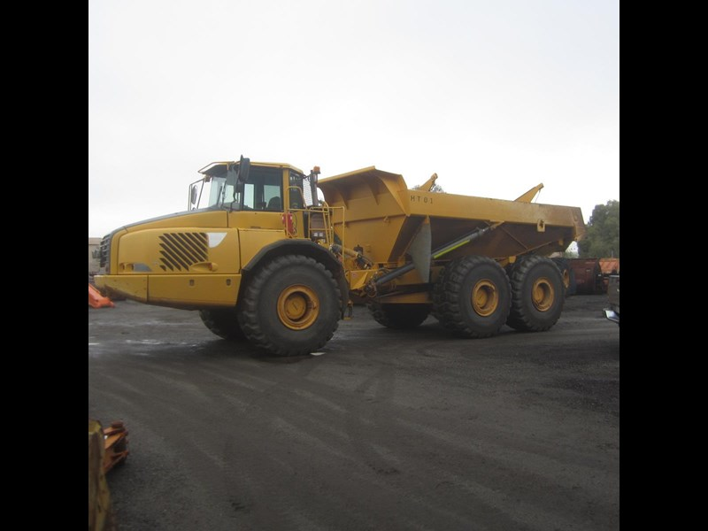 volvo a40d 652780 001