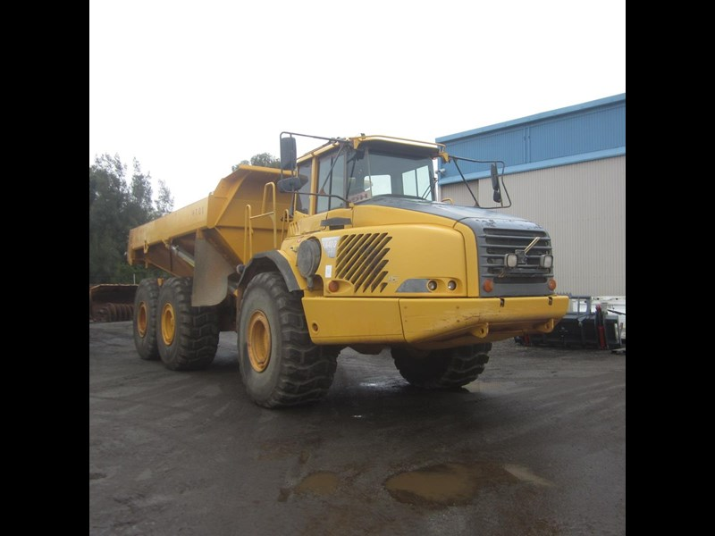 volvo a40d 652780 007