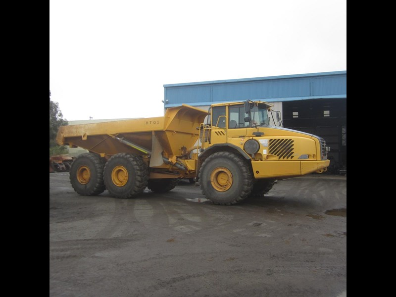 volvo a40d 652780 009