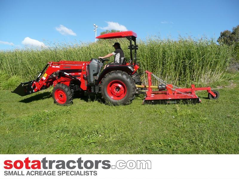 agmax sl150hd heavy duty slasher 5' - 75hp gearbox 654782 015