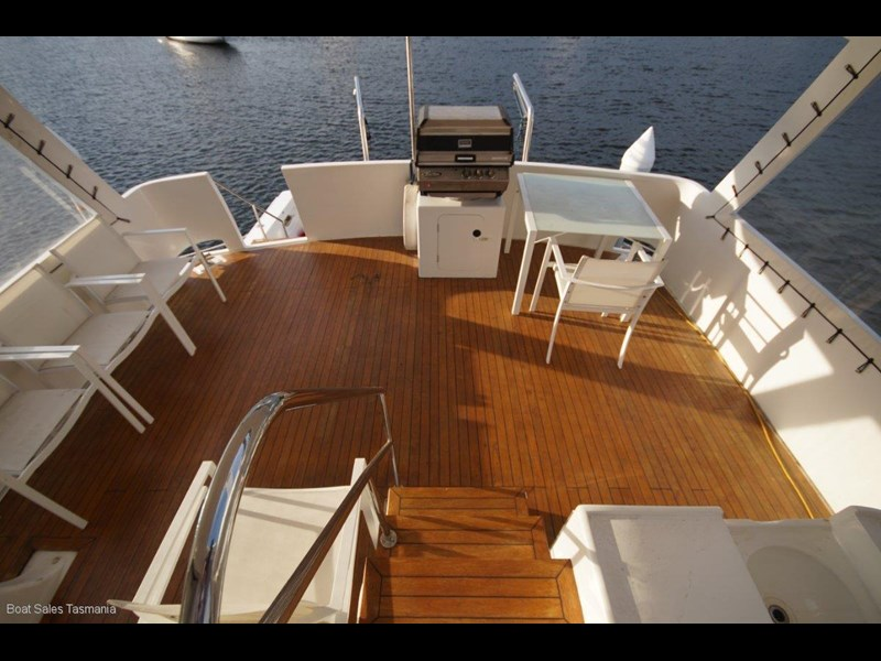 "prima 55 flybridge cruiser ""true blue"" 459627 007"