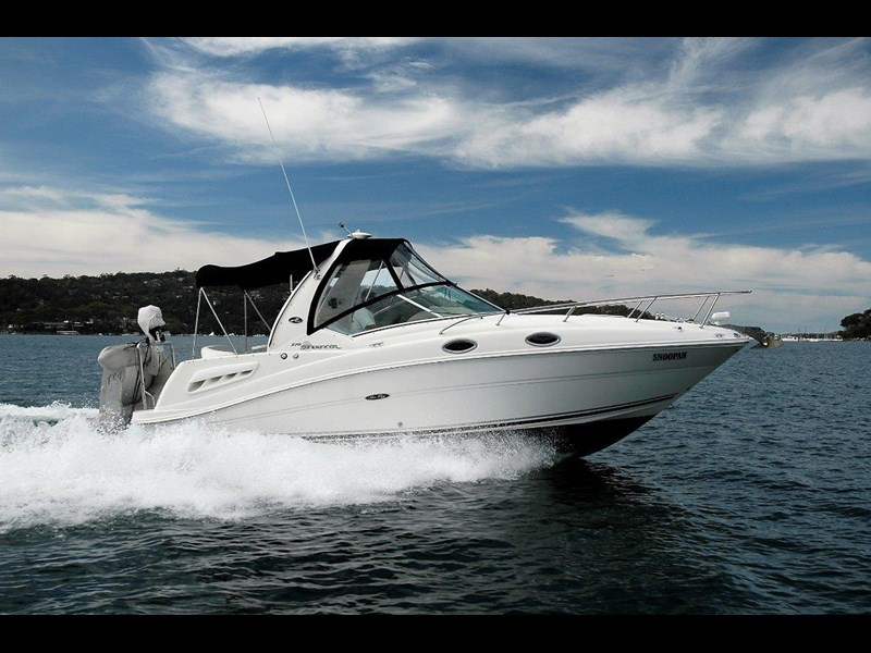 sea ray 275 sundancer 644394 015