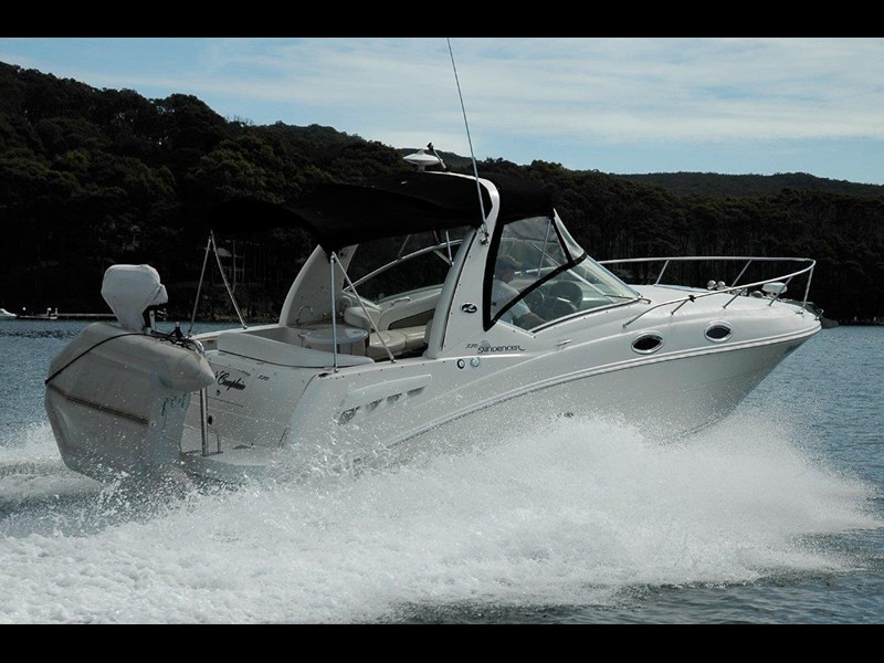 sea ray 275 sundancer 644394 043