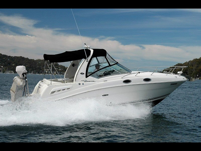 sea ray 275 sundancer 644394 049