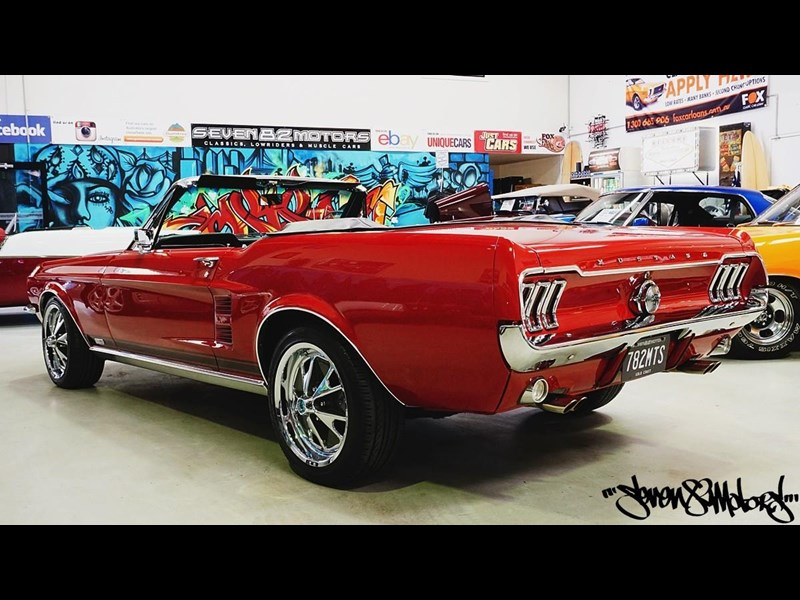 ford mustang 658115 007