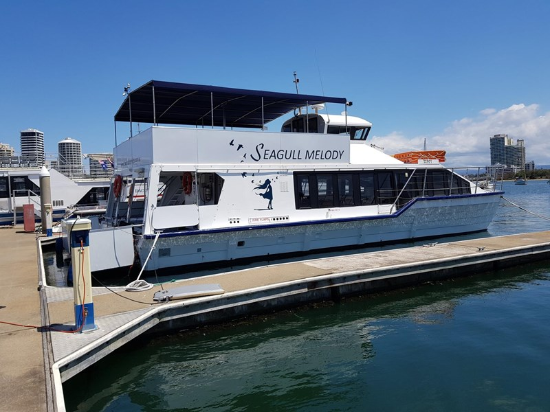 hydrofield two level 100 passenger charter vessel 660999 001