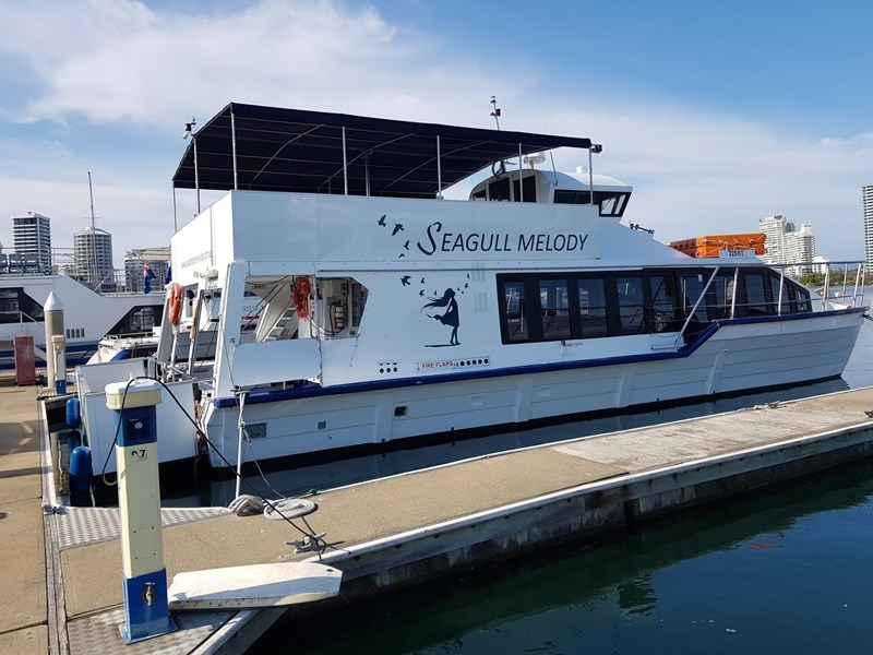hydrofield two level 100 passenger charter vessel 660999 029