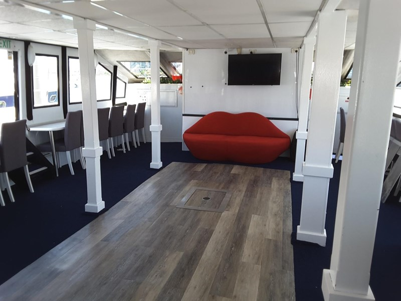 hydrofield two level 100 passenger charter vessel 660999 013