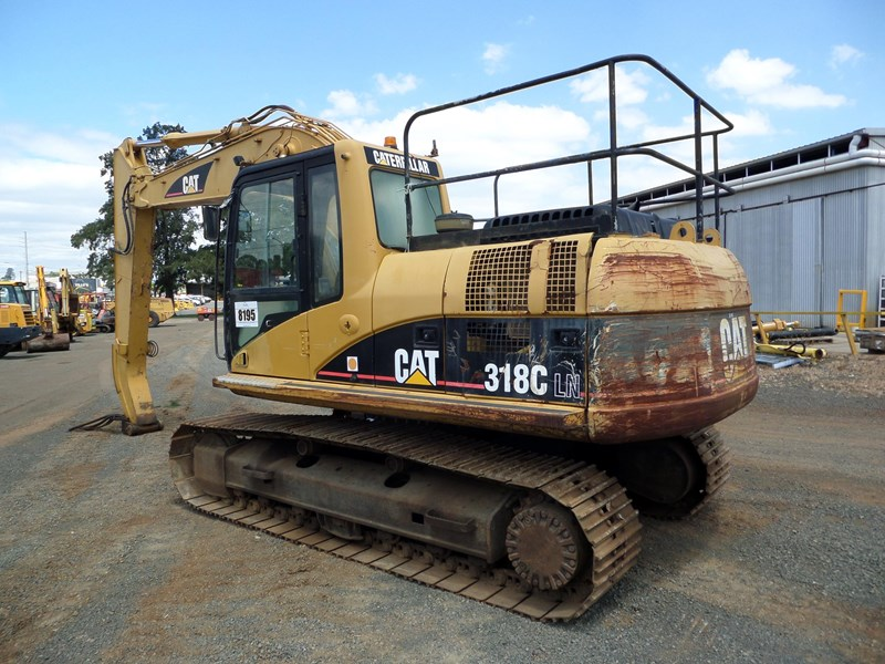 caterpillar 318cln 583276 007
