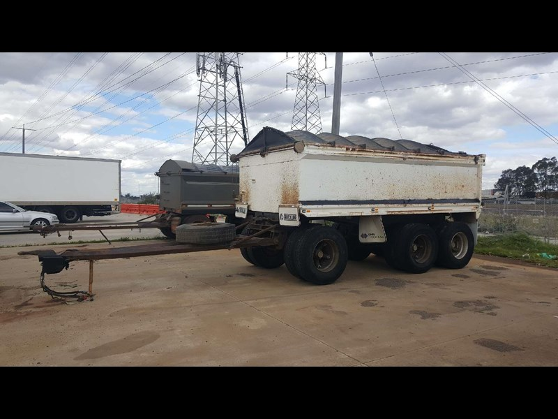 westside 3 axle trailer 663512 007